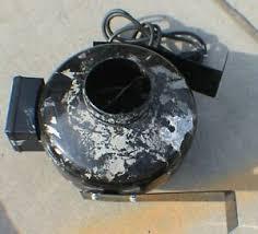 zreal 642 5000 4 inch 6 inch inline kanal fan booster