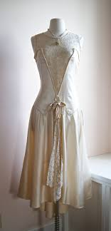 1920s Vintage Wedding Dress From Xta Bay