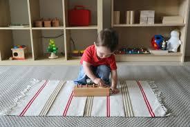 Joshua s Montessori Environment 20 months how we montessori