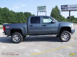 2010 Chevrolet Silverado 1500 LT Z92 Crew Cab 4x4 In Blue Granite ... 2010 Chevy Silverado 1500 Z71 Ltz Lifted Truck For Sale Youtube American Trucks History First Pickup In America Cj Pony Parts Chevrolet Lt 44 Crew Cab Supercharged For Sale Regular 4x4 Black 2835 Chevy Colorado 2015 Pinterest S10 Wikipedia Stunning Has On Cars Design Ideas With Price Photos Reviews Features Lifted Silverado Z71 Crewcab Ls Victory Red