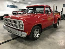 100 Little Red Express Truck For Sale 1979 Dodge Lil For Sale 65880 MCG