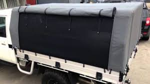 100 Canvas Truck Cap Ute Canopy Melbourne A Grade Upholstery