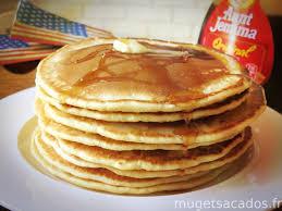 cuisiner sans lactose authentiques pancakes mug et sac à dos