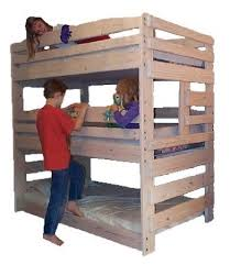 Loft Bed Woodworking Plans by 81 Best Bunk Beds Loft Beds And Trundle Beds Images On Pinterest