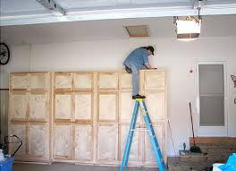 the best tips when it comes for making diy garage cabinets