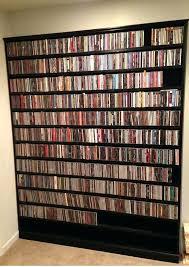 bookcase cd storage racks wood dvd storage cabinet dvd organizer