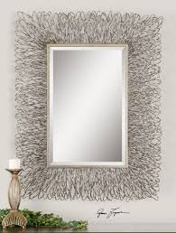 Ebay Decorative Wall Mirrors by Large Silver Wall Mirror Wall Decoration Ideas