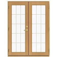 Jen Weld Patio Doors by Jeld Wen Patio Doors Exterior Doors The Home Depot