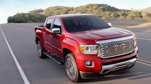 100 Gmc Canyon Truck 2019 GMC Small Pickup Model Overview