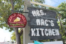 You Must Try Key Lime Pie at Mrs Mac s Kitchen