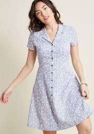 Daytime Dynamo Shirt Dress