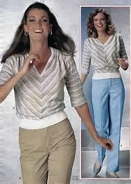 Teen Girls Fashion 1981