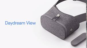 "Google s ""Daydream View"" VR headset is smartphone powered VR for"