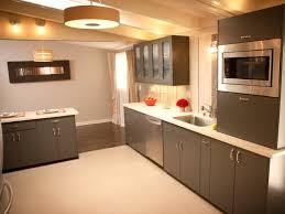 lighting bar kitchen in white arrangement with led kitchen