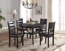 Gia Ebony Dining Room Set