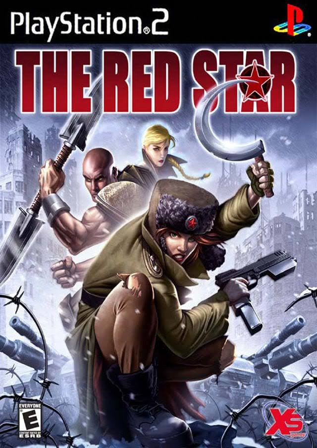 The Red Star - Sony PlayStation 2