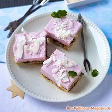 low carb blaubeer joghurt torte mit kokos rezept ohne zucker