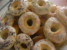 desserts facile et rapide recette donuts les recettes de cuisine en