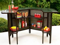 complement your home with outdoor nature top 20 outdoor bar sets