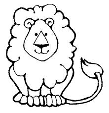 Lion Clip Art Black And White Clipart Panda Free Images Rh Clipartpanda Com Jungle Scene Gym