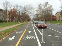100 Rental Trucks Columbus Ohio Protected Bicycle Lanes