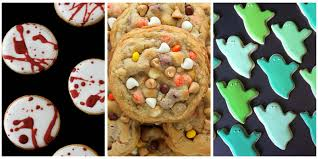 Ideas For Halloween Finger Foods by 24 Best Halloween Cookie Recipes Spooky Halloween Cookie Ideas