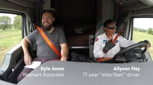 Ride Along With Allyson, One Of Walmart's 'Elite Fleet' Truck ... Walmart Then And Now Today Has One Of The Largest Driver Found With Bodies In Truck At Texas Lived Louisville Etctp Promotes Safety By Hosting 2017 Etx Regional Truck Driving Drive For Day Ross Freight Walmarts Of The Future Business Insider Heres What Its Like To Be A Woman Driver To Bolster Ecommerce Push Increases Investment Will Test Tesla Semi Trucks Transporting Merchandise Xpo Dhl Back Transport Topics