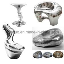 Stainless Steel Table Professional Production Of Metal Creative Furniture Sculpture Handicraft Art Can Be Customized