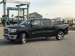 100 Work And Play Trucks The RAM 1500 Laramie Crew Cab Fuses Luxury And Pickup Truck