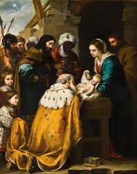 100 Lord B HOMILY FOR THE SOLEMNITY OF THE EPIPHANY OF THE LORD YEAR