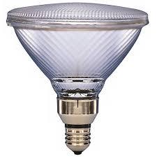 60 watt sylvania ir par38 flood light bulb x5191 ls plus