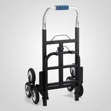 Portable Stair Climbing Folding Cart Climb Hand Truck Dolly With ... Folding Airport Luggage Hand Caportable Steel Foldable Happydeal Hd6711 Black Alinum Portable Cart Trolleys Officeworks Truck Carts Dolly Heavy Duty Wwhosale New Folding Hand Truck Cart Mini Seville Classics 150 Lbs Utility List Manufacturers Of 99 Trolley Buy Get Discount On The 10 Best Portable Trucks For Your Daily Needs Reviews Small Trucks Archives Behostinggcom