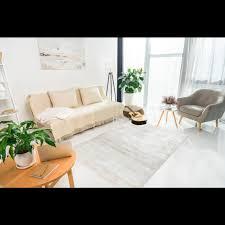 lalee wollteppich natura 900 rechteckig 17 mm höhe reine wolle handgefertigter wollteppich wohnzimmer