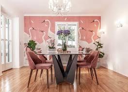 esszimmer tapete esszimmer farbe tapete wohnzimmer