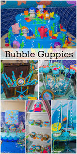Bubble Guppies Cake Decorations by Ideas Bubble Guppies Theme Party Bubble Guppies Birthday Party