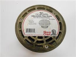 Sioux Chief Floor Drain 832 by Sioux Chief Adjustable Floor Drain 100 Images Chief Pvc