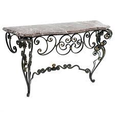 Walmart Metal Sofa Table by Wrought Iron Console Table Tables White Wayfair Glass Walmart Sofa