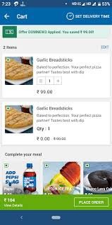 Free Garlic Bread 3 Times On Min Order Of 100 Each On ... Online Vouchers For Dominos Cheap Grocery List One Dominos Coupons Delivery Qld American Tradition Cookie Coupon Codes Home Facebook Argos Coupon Code 2018 Terms And Cditions Code Fba02 Free Half Pizza 25 Jun 2014 50 Off Pizzas Pizza Jan Spider Deals Sorry To Interrupt But We Just Want Free Promo Promotion Saxx Underwear Bucs Score Menu Price Monday Malaysia Buy 1 Codes