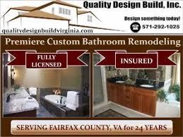 Bathroom Renovation Fairfax Va by Fairfax Bathroom Remodeling Bathroom Remodeling Fairfax Va 571