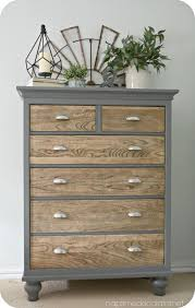 Marvelous Diy Rustic Home Decor Ideas You Can Make Yourself Cabin Pict Of Painted Chest Drawers