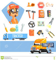 Long-Distance Truck Driver And Elements Related To This Job Stock ... Commercial Driving License Tickets Drivers Ny Tow Truck Playmobil Set 308877320607 Truck Drivers License Driver Solutions Driver United States Commercial Atlanta Jobs Cvtc Course Allows High School Students To Receive Driving Job Posting Cdl Stock Vector Images Alamy Requirements Best Image Kusaboshicom Why Get A Rocket Facts Trucker Related Dvs Home Medical Selfcerfication