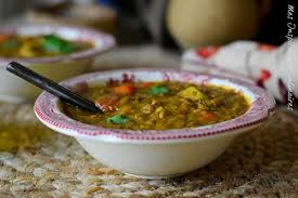 cuisines algeriennes soupe aux lentilles algérienne chorba 3dess le cuisine de