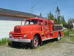 100 Old Fire Trucks Truck At Postville Labrador Mapionet