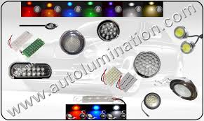 automotive household truck trailer rv lighting led light bulbs