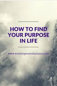 Living A Life Of Purpose Doesnt Mean That You Know What The Future Holds It Exactly Is