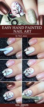 The 25+ Best Painted Nail Art Ideas On Pinterest   DIY Painting ... Emejing Cute And Easy Nail Designs To Do At Home Images Interior 10 Art For Beginners The Ultimate Guide 4 Step By Learning Steps Top 60 Design Tutorials For Short Nails 2017 Super Bystep Fall Fashionsycom And Best Ideas How I Did This In Single Art Simple Designs Step How You Can Do It At Home Islaay Uk Beauty Fashion Nail Blog Cath Kidston Different By Easy Ideas G Cool Simple Elegant