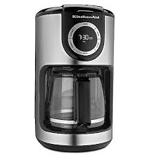 KitchenAidreg 12 Cup Glass Carafe Coffee Maker