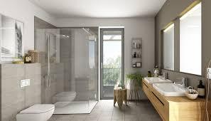 wandfliesen im badezimmer halbhoch oder raumhoch bis zur decke