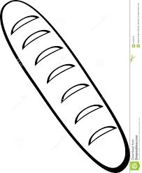 Slice Bread Clipart Black And White