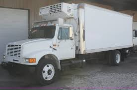 1994 International 4900 Reefer Truck | Item 4952 | SOLD! Mar... 1994 Peterbilt 357 Tandem Axle Refrigerated Truck For Sale By Arthur Used 2015 Hino 268a Reefer Truck For Sale In 127363 2004 Sterling Acterra Reefer For Sale Auction 2010 Freightliner 26 2349 China Reefer Truck Whosale Aliba Isuzu Suppliers And 2012 Bus Class M2 106 Nl3889 Nqr 14 Ft Feature Friday Toyota Box Florida Antique 2018 Hino 268a Feet Lvo Vhd 288858 Used Trucks In Georgia Cdl Non
